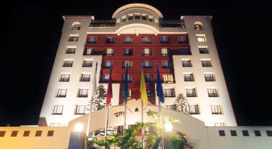 Grand Hotel Kathmandu: Hotel Facade