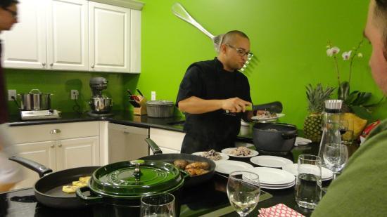 Soiree Kitchen to Table