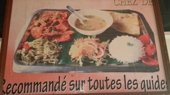 Les Palmiers Restaurant