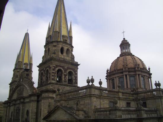 One Guadalajara Centro Històrico : Parte de la Catedral