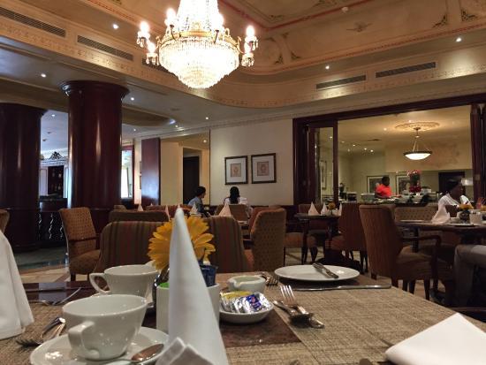 Protea Hotel by Marriott Durban Edward: Restaurant