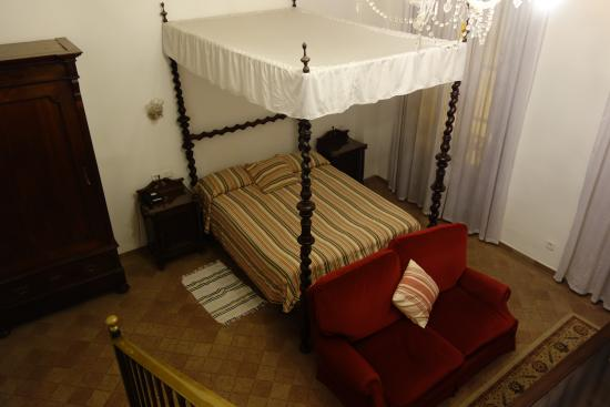 Hotel Dalt Murada: le lit à baldaquin