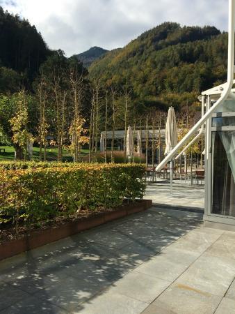 Grand Hotel Quellenhof & Spa Suites: Garden