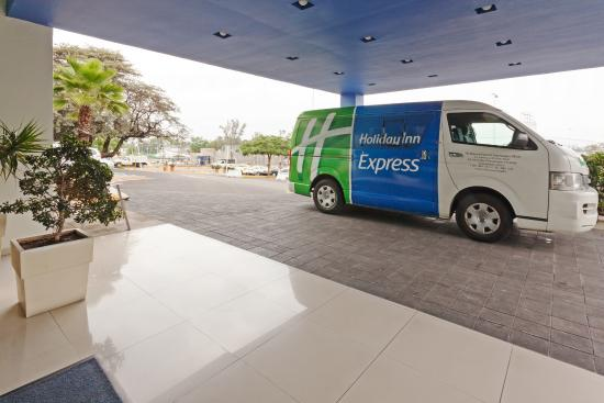 Holiday Inn Express Guadalajara Iteso: Transportacion