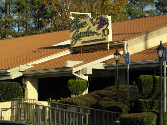 not the best olive garden smyrna traveller reviews tripadvisor