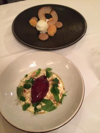 Restaurant Bieberbau : Потрясающе вкусный десерт!