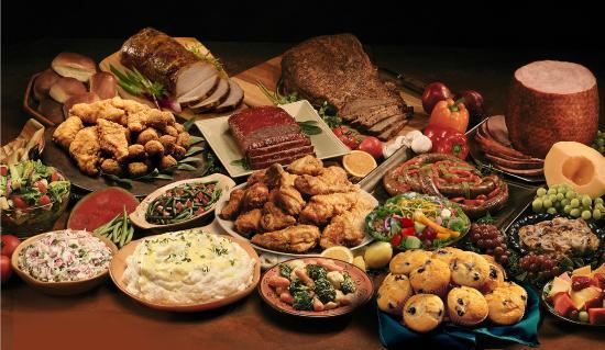 Sirloin Stockade: All You Can Eat Buffet