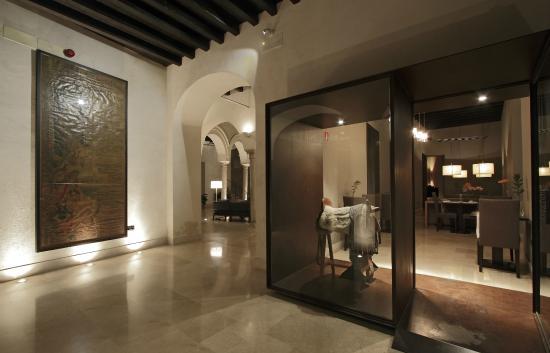 Hotel Posada del Lucero: INTERIOR