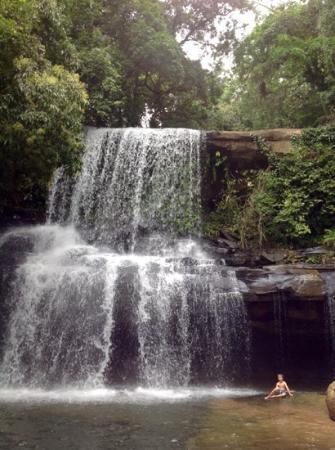 Ko Kut, تايلاند: Huang Nam Keaw Waterfall