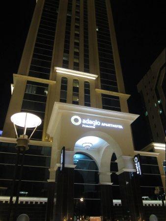 Aparthotel Adagio Premium West Bay Doha : Aparthotel Adagio