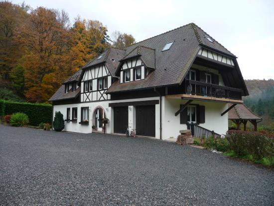 Maison Forestière Efftermatten