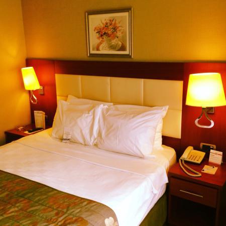 InnPera Hotel: Yatakları harikaydı dostum...