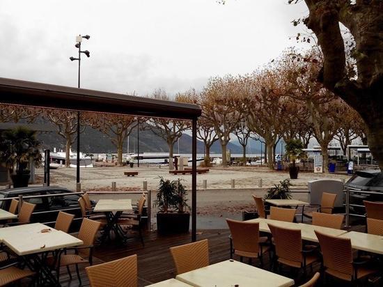 Les voiles aix les bains restaurant avis num ro de - Restaurant la folie des grandeurs aix les bains ...