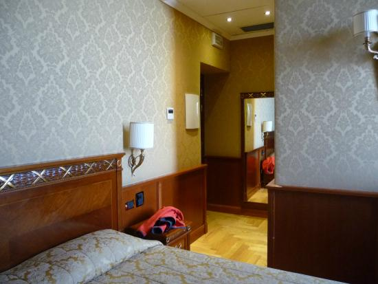 Hotel Livingston: Petite chambre à super vue