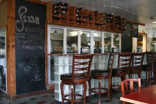Jack's Deli : Bar area