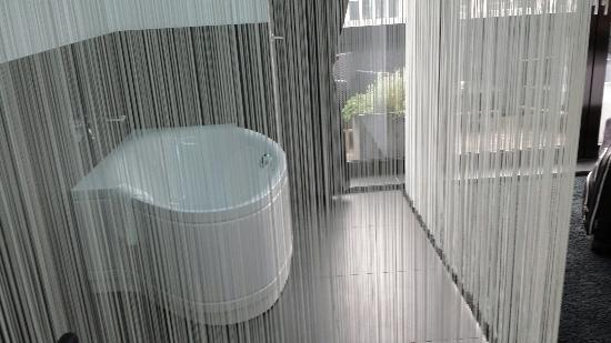 Lindemann's: Super deluxe mit badewanne und terasse