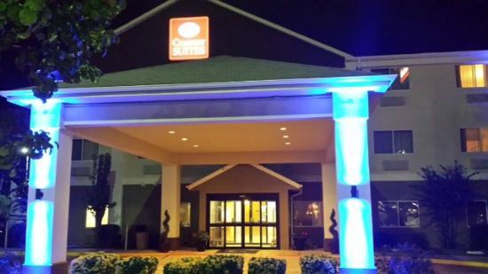 Comfort Suites Longview: hotel in Longview