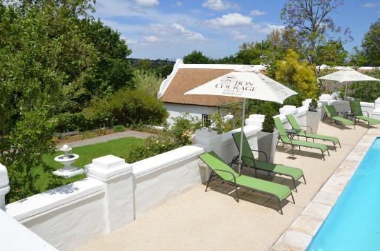 De Kloof Luxury Estate: Poolbereich