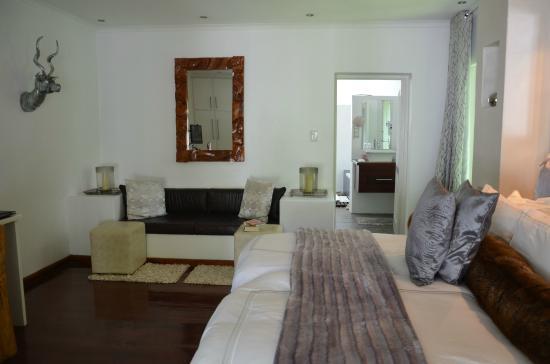 De Kloof Luxury Estate: Schlafbereich