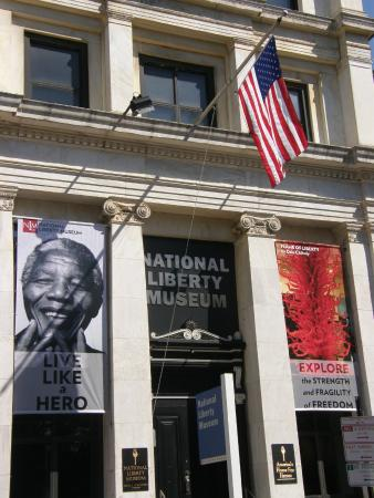 ‪National Liberty Museum‬