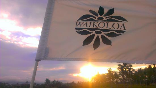 Waikoloa Beach Resort: Waikoloa Beach Golf Course (Hilton Waikoloa)