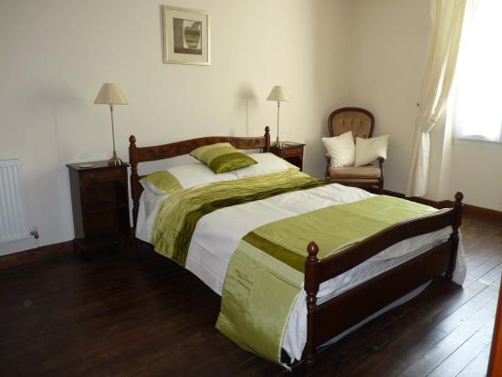 Les Lauriers: Double room