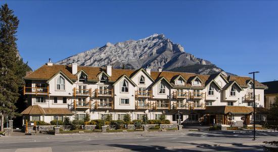 The Rundlestone Lodge, hôtels à Banff