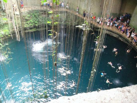 Duende - Day Tours: Cenote