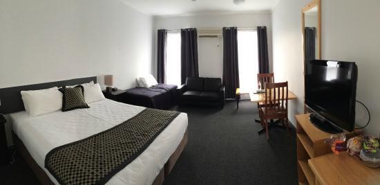 Footscray Motor Inn : Clean, spacious rooms