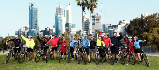 ‪Perth Bike Tours‬