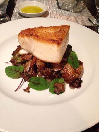 Stockton Inn: Chilean Sea Bass