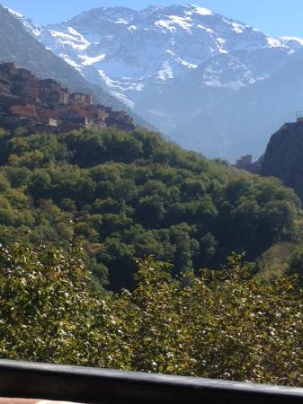 Kasbah Du Toubkal : Room with a view