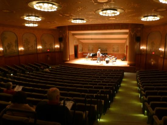 Cleveland Orchestra at Severance Hall: Pre Concert Entertainment