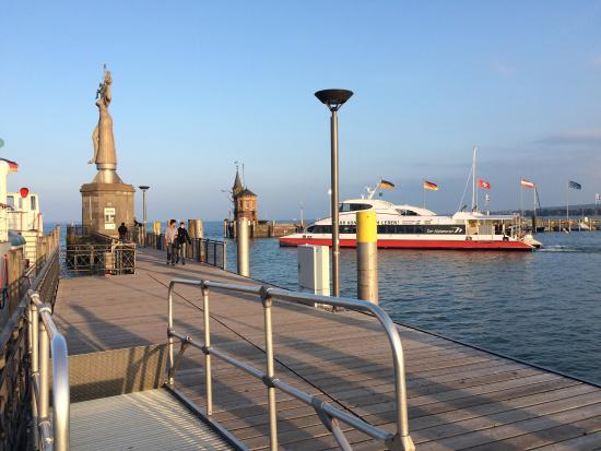 ferry picture of constance harbour konstanz tripadvisor. Black Bedroom Furniture Sets. Home Design Ideas