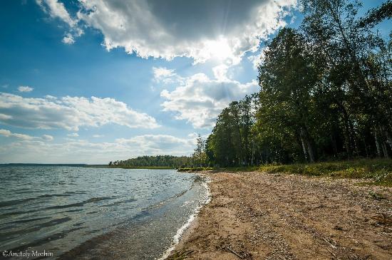 Kaliningrad Oblast, Russia: Озеро Виштынец