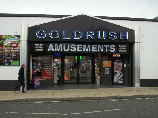 Goldrush Entertainment Centre: Adult Entertainment