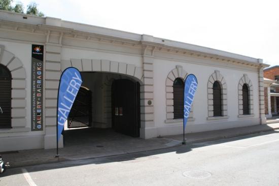 Port Augusta Cultural Centre - Yarta Purtli