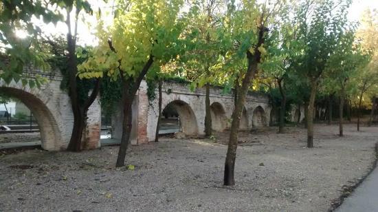 Puente del Obispo, Spagna: hacienda la laguna