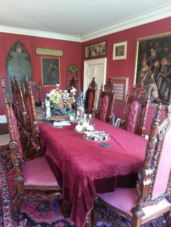 The Covenstead Glastonbury: Dining Room