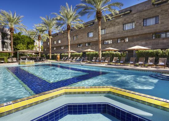 Arizona Biltmore A Waldorf Astoria Resort Catalina Pool
