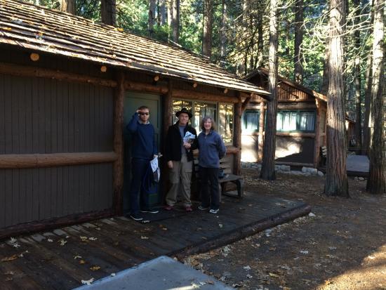 Ordinaire Half Dome Village: Curry Cabin