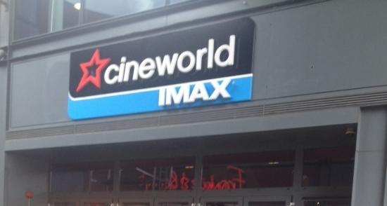‪Cineworld IMAX Cheltenham‬