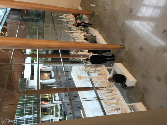 Galería de Arte Toi o Tamaki: 2nd floor interactive Lego exhibit