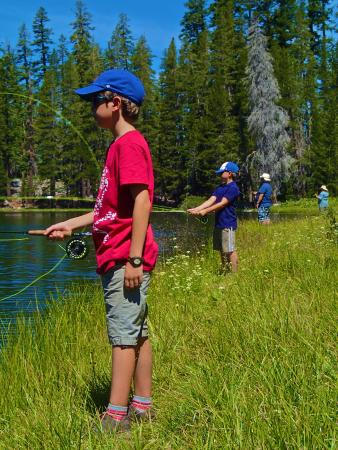 Yosemite Fly Fishing Guide - Day Tours
