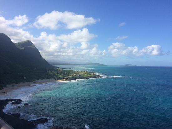 Makapu'u Point: Nice view