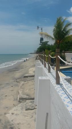 Casa Guardia Panama : POOL AND BEACH
