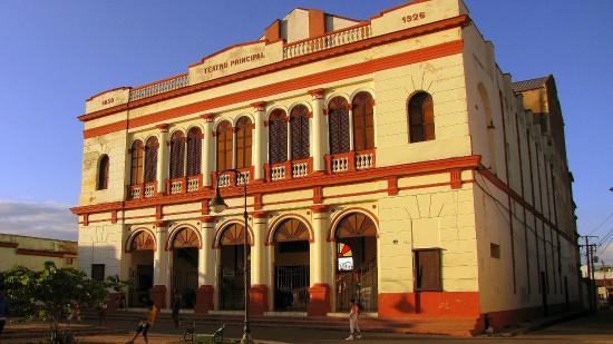 Teatro principal 1850 you could see the camag ey ballet for Teatro principal valencia