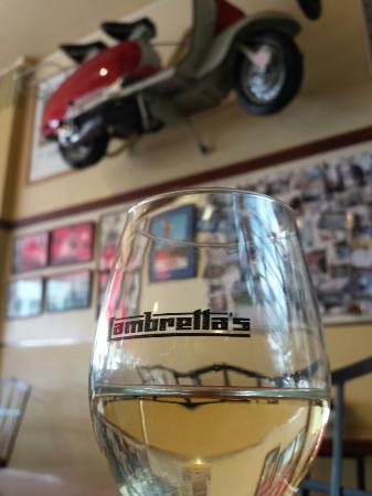 Lambretta's Cafe Bar : Delish...