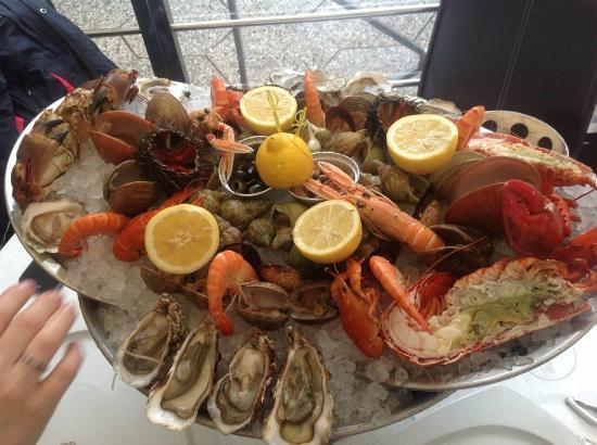 Amalfi: Seafood Platter