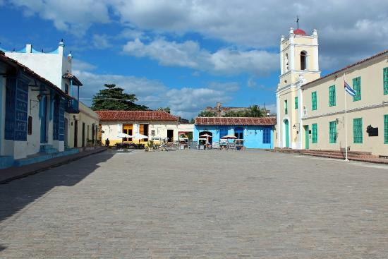 Plaza San Juan de Dios
